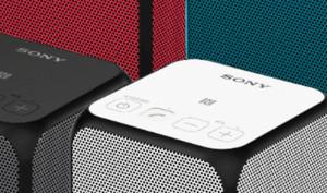 Bluetooth-Würfel von Sony günstiger: SRS-X11 in vielen Farben reduziert