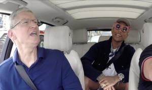 Apples Carpool Karaoke: Das Format wird sich von der ursprünglichen Idee unterscheiden