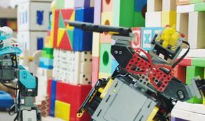 Roboter bauen und mit iPhone kontrollieren: Jimu Explorer Bausatz stark reduziert