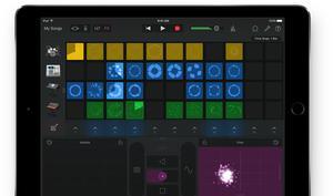 iOS-Version von GarageBand mit Synthesizer Alchemy ist da
