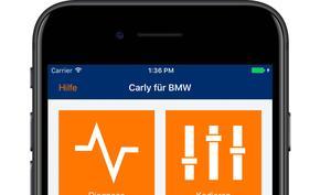 Autodiagnose per iPhone: Die Carly-App für BMW im Test