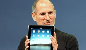 Heute vor sieben Jahren: Steve Jobs präsentiert das iPad