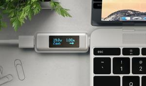Kaputte Kabel ade: USB-C Power Meter schützt MacBook