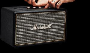 Stylisher Bluetooth-Lautsprecher jetzt noch günstiger: Marshall Acton reduziert