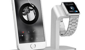 Aufladen und ablegen: Ladestation für iPhone und Apple Watch reduziert
