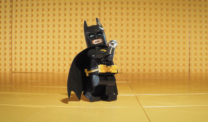 The Lego Batman Movie: Siri hat Zitate aus dem Film parat