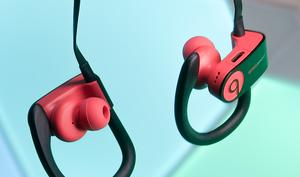 Test: Beats Powerbeats3 Wireless - Sport-Kopfhörer mit Apple W1-Chip