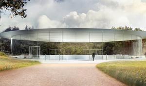Apple Campus 2 wird im April als Apple Park eröffnet