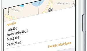 Freunde finden: Standortfreigabe mit iPhone & iPad - so geht's!