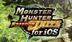 Monster Hunter Freedom Unite für iOS im App Store stark reduziert