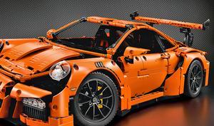 Für Spielkinder: Lego Technic Porsche 911 GT3 RS reduziert