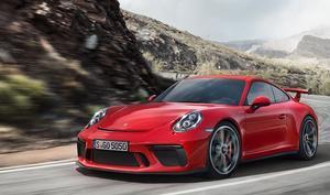 Mit CarPlay: Porsche 911 GT3 - der Rennwagen für die Straße