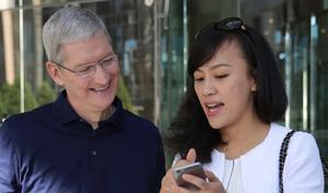 Apple unterstützt chinesischen Uber-Konkurrenten: Neues Labor in Kalifornien