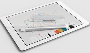Benutzen Sie Stift und Lineal am Tablet: Adobe Ink & Slide für iPad im Ausverkauf