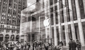 Apples Börsenkurs auf neuem Rekordstand