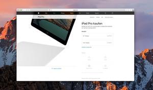 Apple Store: Wartungsarbeiten angekündigt – neue Produkte in Anmarsch?