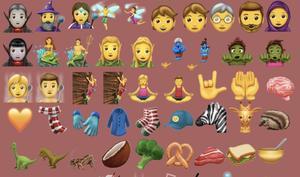 Die Zombies kommen: 69 neue Emojis für Unicode 10 angekündigt