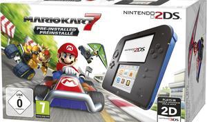Günstiger Einstieg in die Nintendo-Welt: 2DS mit Mario Kart reduziert shoppen