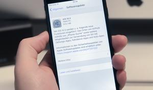 iOS 10.3 nun für alle iPhone und iPad - iWork-Update als Bonus