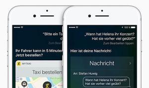 Hört Siri in Ihrem iPhone bald nur noch auf Sie?