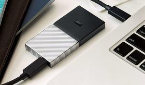 Western Digital My Passport Portable erstmals als SSD