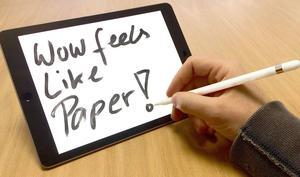 Kickstarter-Projekt: Auf dem iPad Pro schreiben wie auf Papier