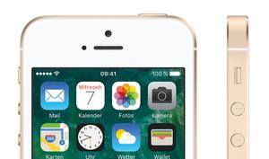 Kein Billigheimer, aber günstig: iPhone SE mit 64 GB reduziert