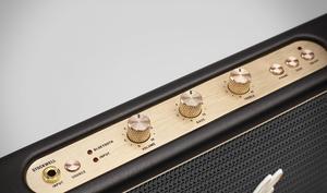 Günstig und mit Geschenk: Marshall Stockwell Bluetooth-Lautsprecher reduziert