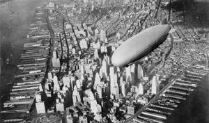 Googles Sergey Brin baut geheimen Zeppelin