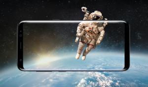 Nächstes Samsung-Smartphone soll ganz Display sein
