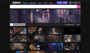 Coole GIFs: Apple Music jetzt mit eigenem Giphy-Channel