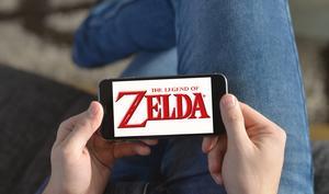 Nintendo plant ein Zelda-Spiel für das iPhone