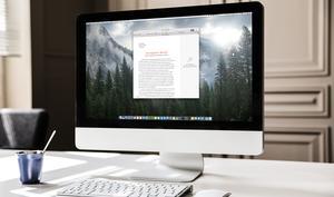 Pages am Mac: So schützten Sie Ihre Dokumente mit einem Passwort