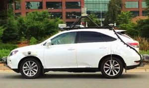 Video: So sieht Apples autonom fahrendes Auto aus