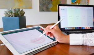 Duet macht iPad Pro zum Zeichentablett für den Mac