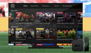 Apple TV und DAZN werden Freunde: Fußball satt auf Apples Set-Top-Box