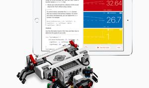 Swift Playgrounds: Großes Update lässt Programmieranfänger Roboter steuern