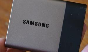 Perfekt fürs MacBook: Mobile SSD Samsung Portable T3 mit 1 TB reduziert