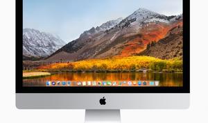 Als Zweitbildschirm taugt der neue iMac nicht