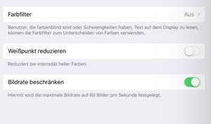 iPad Pro kann Übelkeit erzeugen