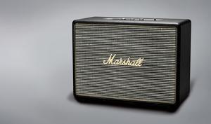 Nur heute: Bluetooth-Lautsprecher Marshall Woburn stark reduziert
