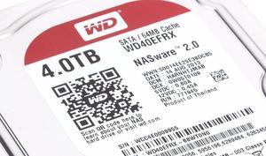 Jetzt günstig netzwerksichere Festplatten kaufen: WD RED im Zweierpack reduziert