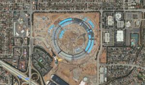 18 Sekunden: So hat sich der Apple Park in den letzten beiden Jahren verändert