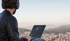 Kabellos und mit Geräuschunterdrückung: Sennheiser HD 4.50 Kopfhörer reduziert