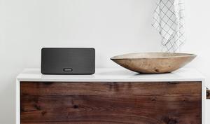 Mehrraum-Lautsprecher reduziert: Sonos PLAY:3 in Schwarz jetzt günstiger einkaufen