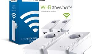 Nur kurze Zeit: Starterkit von Devolo für dLAN + Wi-Fi günstiger kaufen