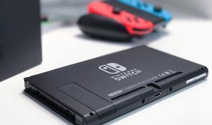 Nur heute: Nintendo Switch mit Splatoon 2 günstig kaufen