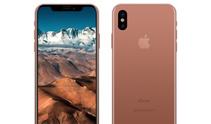Neue Farbe - iPhone 8 kommt in Blush Gold