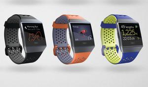 Fitbit stellt Smartwatch Ionic mit 4 Tagen Akkulaufzeit vor