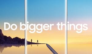 Samsung verkauft so viele Galaxy Note 8 wie nie und es reicht trotzdem nicht fürs iPhone